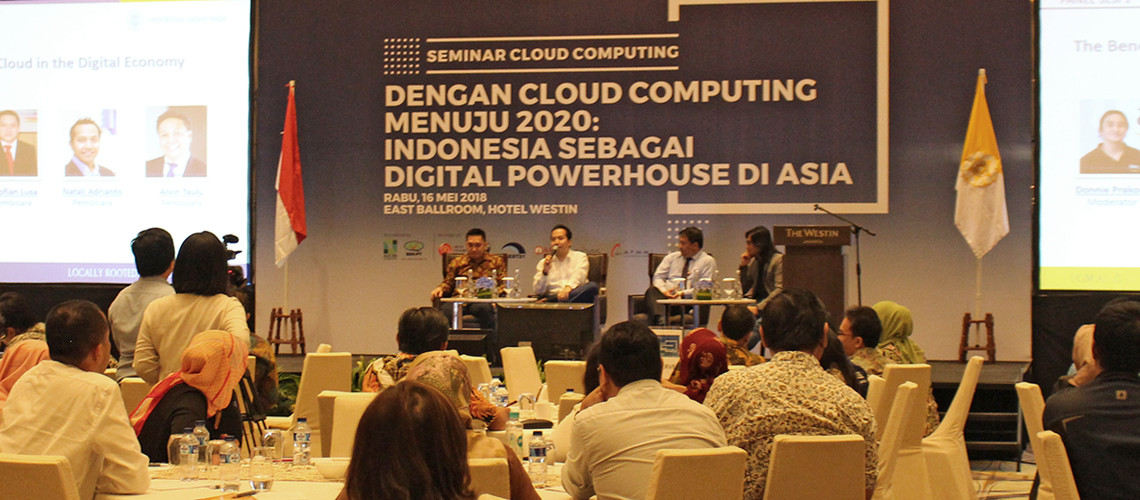 The 2018 Cloud Computing Seminar