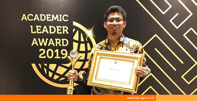 Academic Leader Award 2019