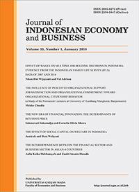 Jurnal Ekonomi Dan Bisnis Indonesia