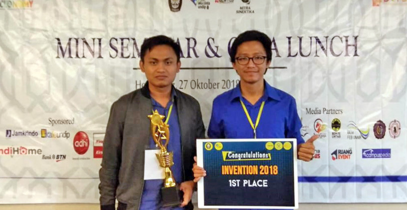 INVENTION UNDIP 2018